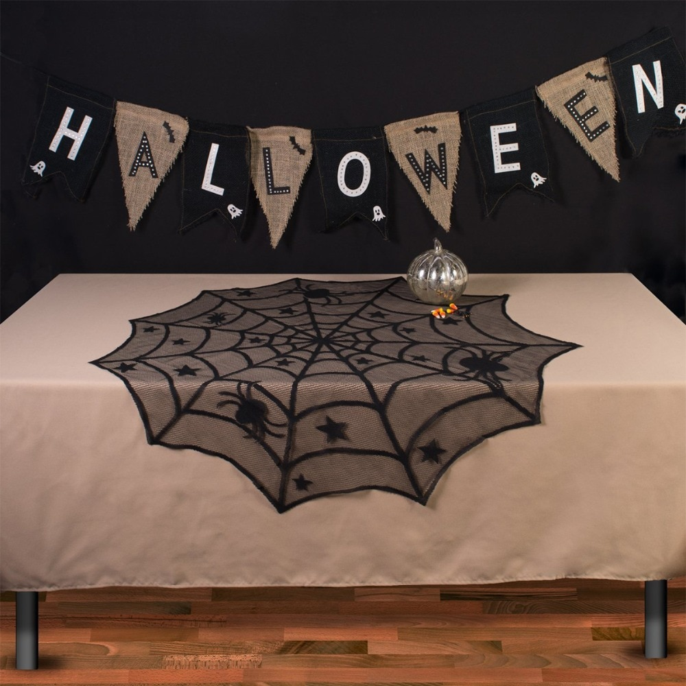 HUIRAN 2019 Halloween Pumpkin Spider Bat Party Decor Outdoor Halloween Party Suppplies Halloween Horror Accessories Hallowen