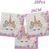 20pcs Paper Napkin