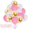 15pcs Latex Balloon