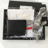Black wallet A