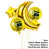 5pcs Balloons