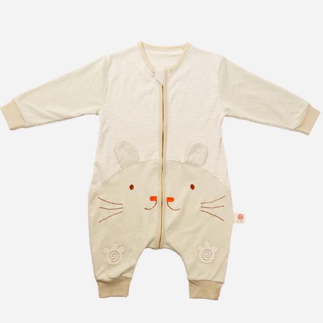 Baby Sleepers Gowns Newborn sleepwear Onesies underwear Clothing pajamas toddler girls boys cartoon Printing YTM005