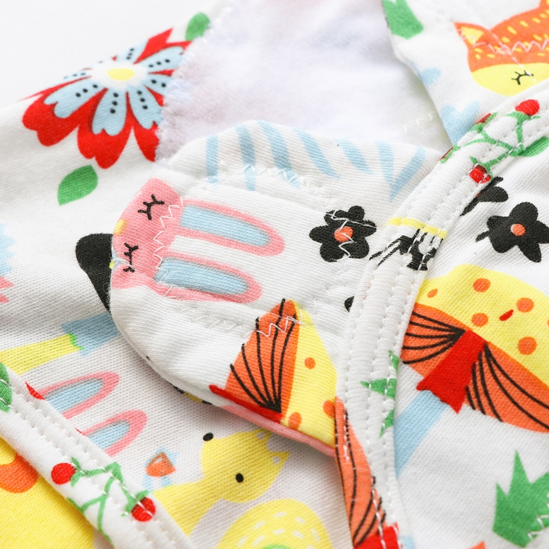 Babies Sleepers Newborn Pajamas Baby Gown 0-3 Months Lucky Child Newborn Clothes