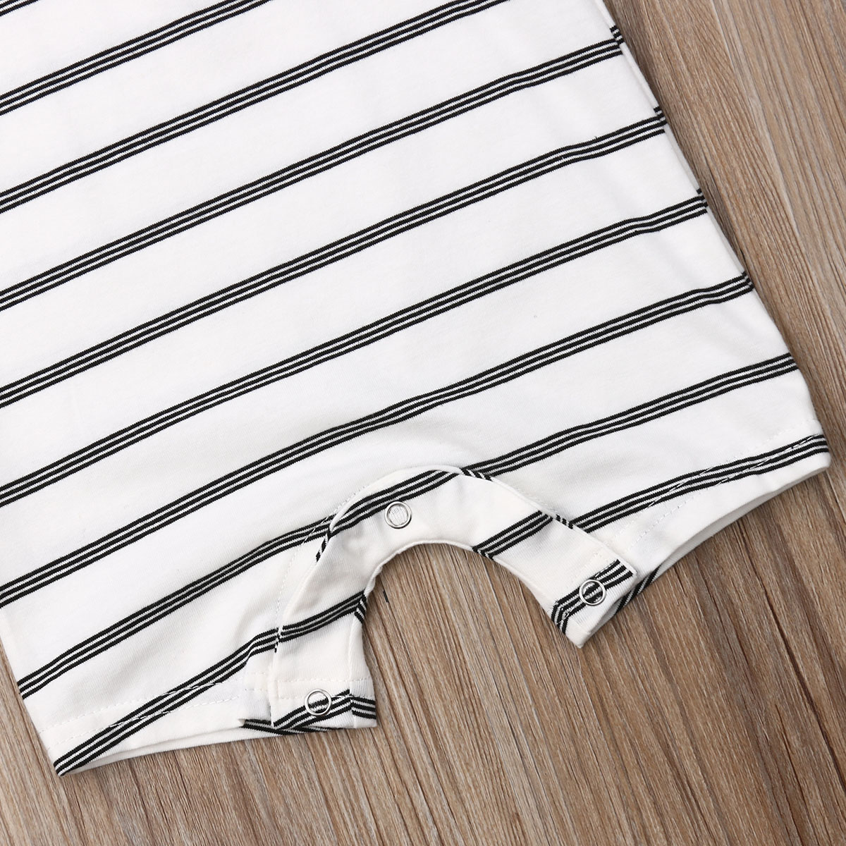 2020 Baby Romper Newborn Baby Clothes Boys Girls Striped Sleeveless Rompers Summer Jumpsuit Outfit Casual baby boy clothes 0-24M