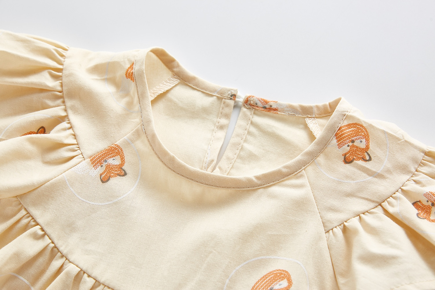 2020 Summer Newborn set Baby Girl Fashion Foreign Style Pure Cotton 2-piece 3-6-12 Month Clothes Baby Girl Clothes