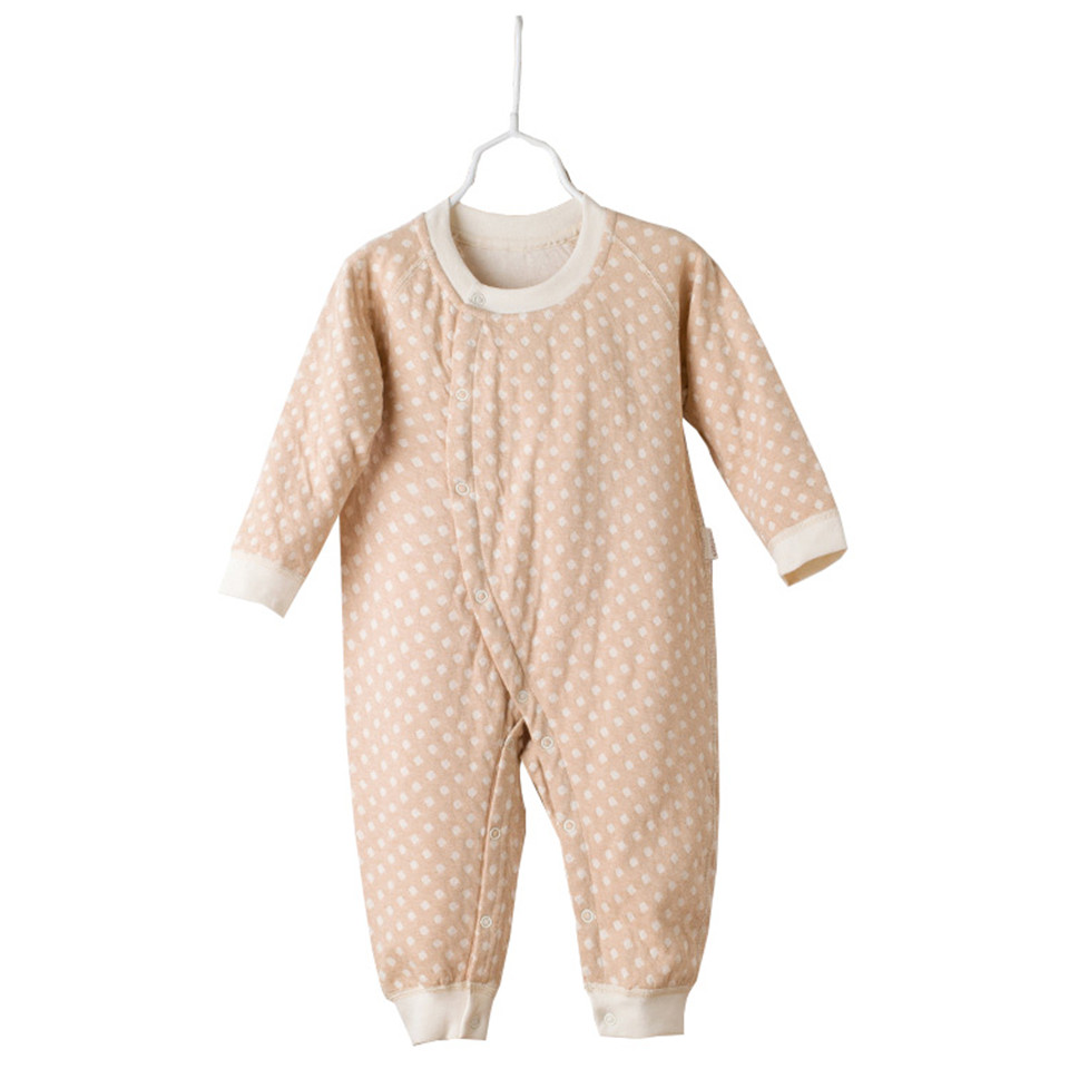 Baby Clothes Short Sleeve Romper Boy Costume Tide Summer Jumpsuit Newborn Girl Sleep Gown Infant Organic colored cotton rompers